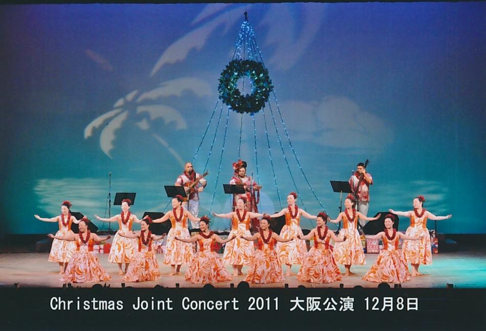 2011年12月8日(木) XMAS JOINT CONCERT 2011