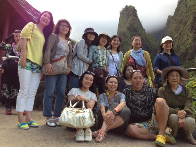 2013年6/19~25 ハワイのルーツを巡る旅 (2013年6/19 1日目 マウイ島)