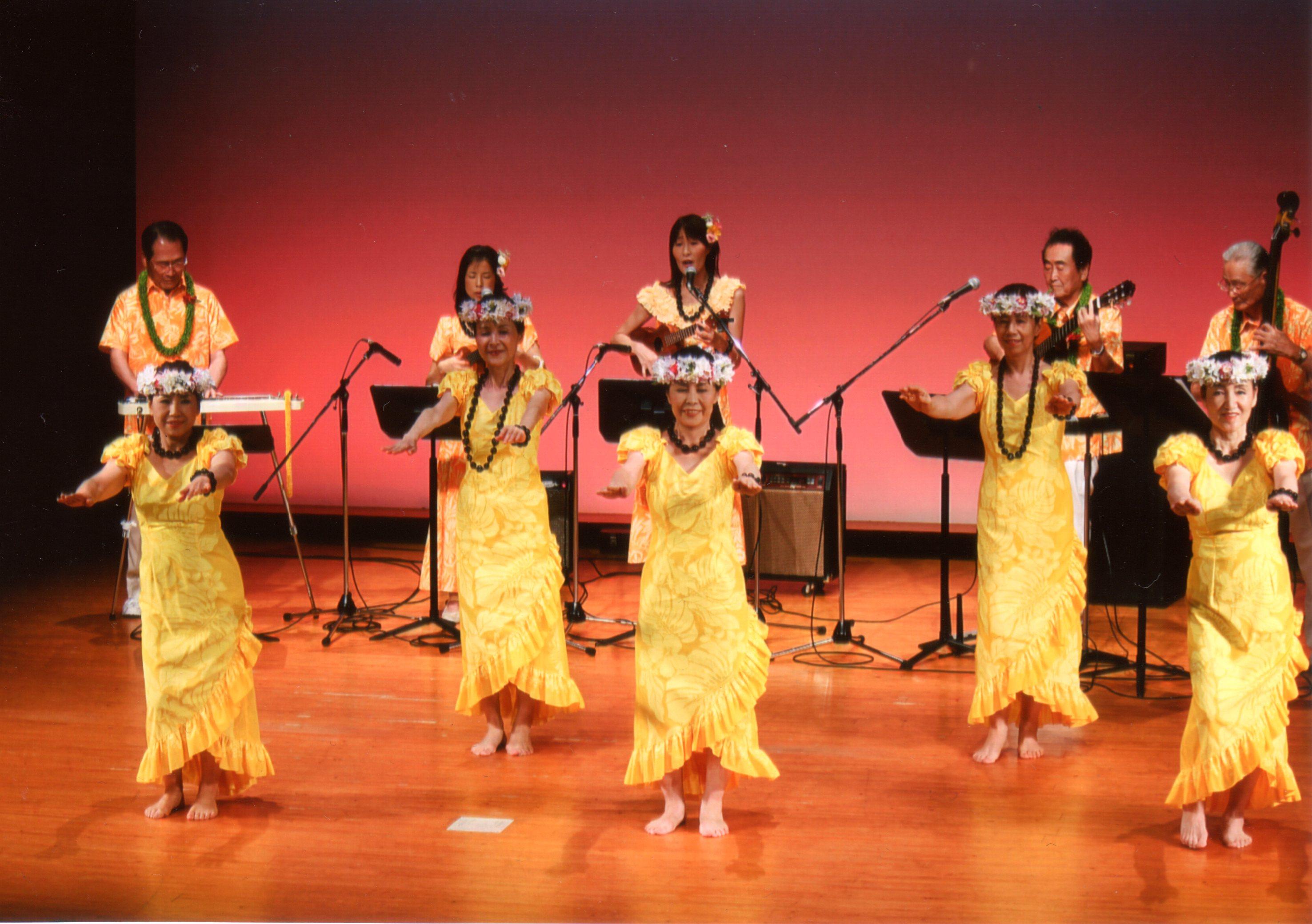 2013年7月27日(土) アプラ世界紀行Vol.8 ハワイアンミュージック