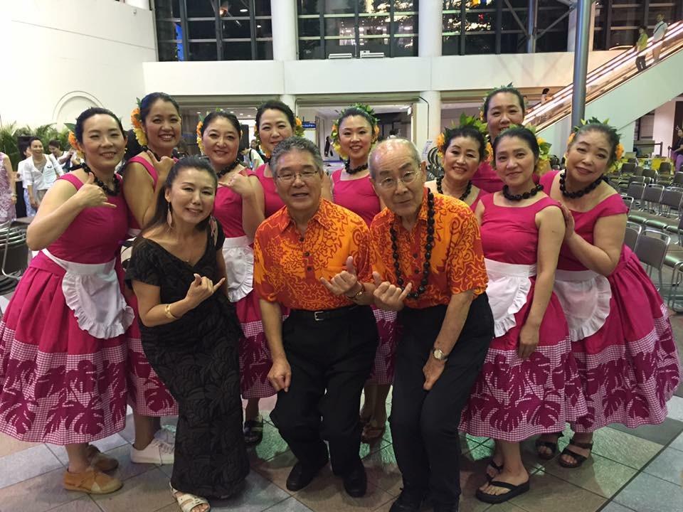 2017年9月3日(日) Hula Festa in KOBE 2017