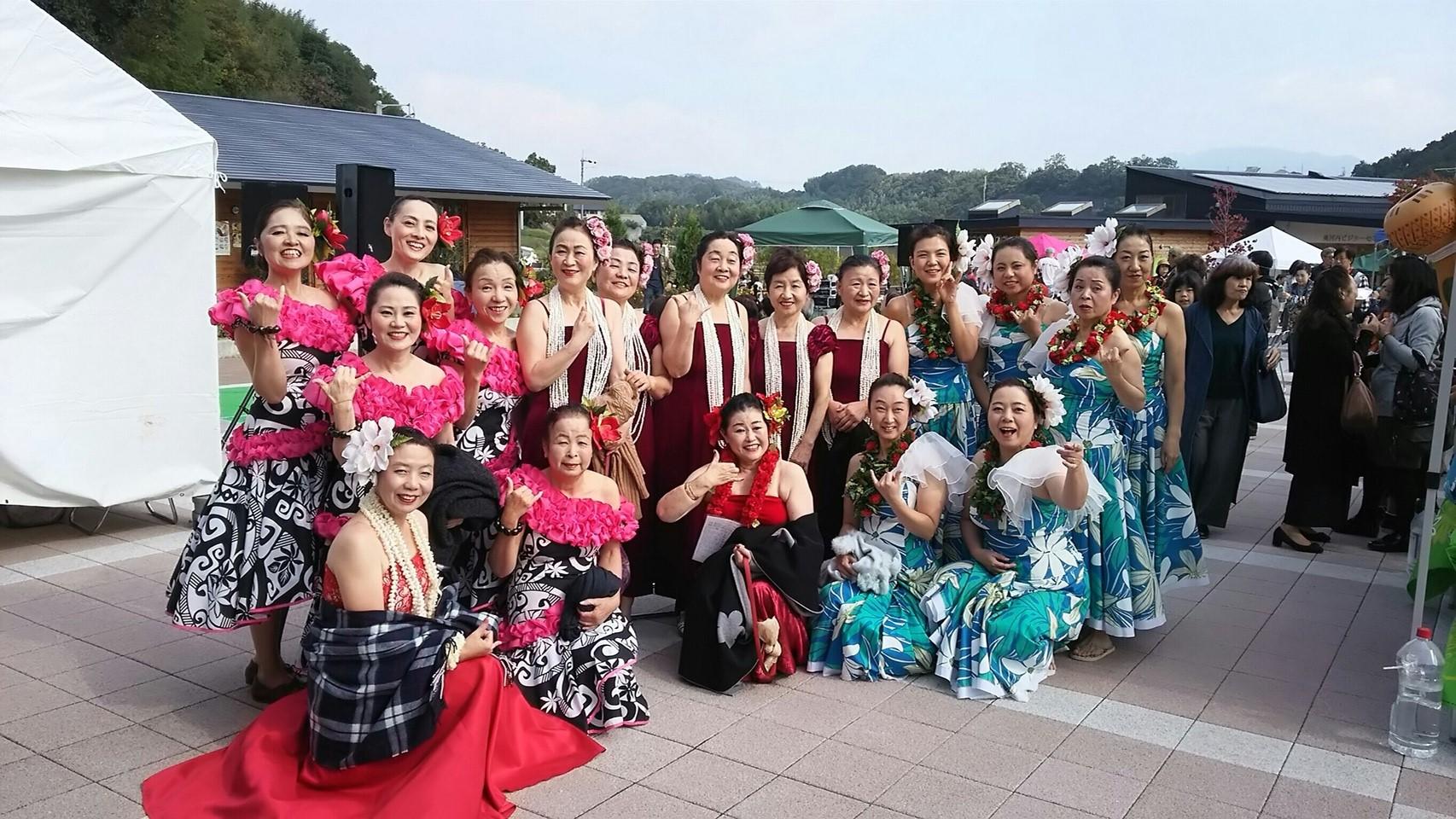 2017年11月4日(土) 南大阪アロハフェスティバル