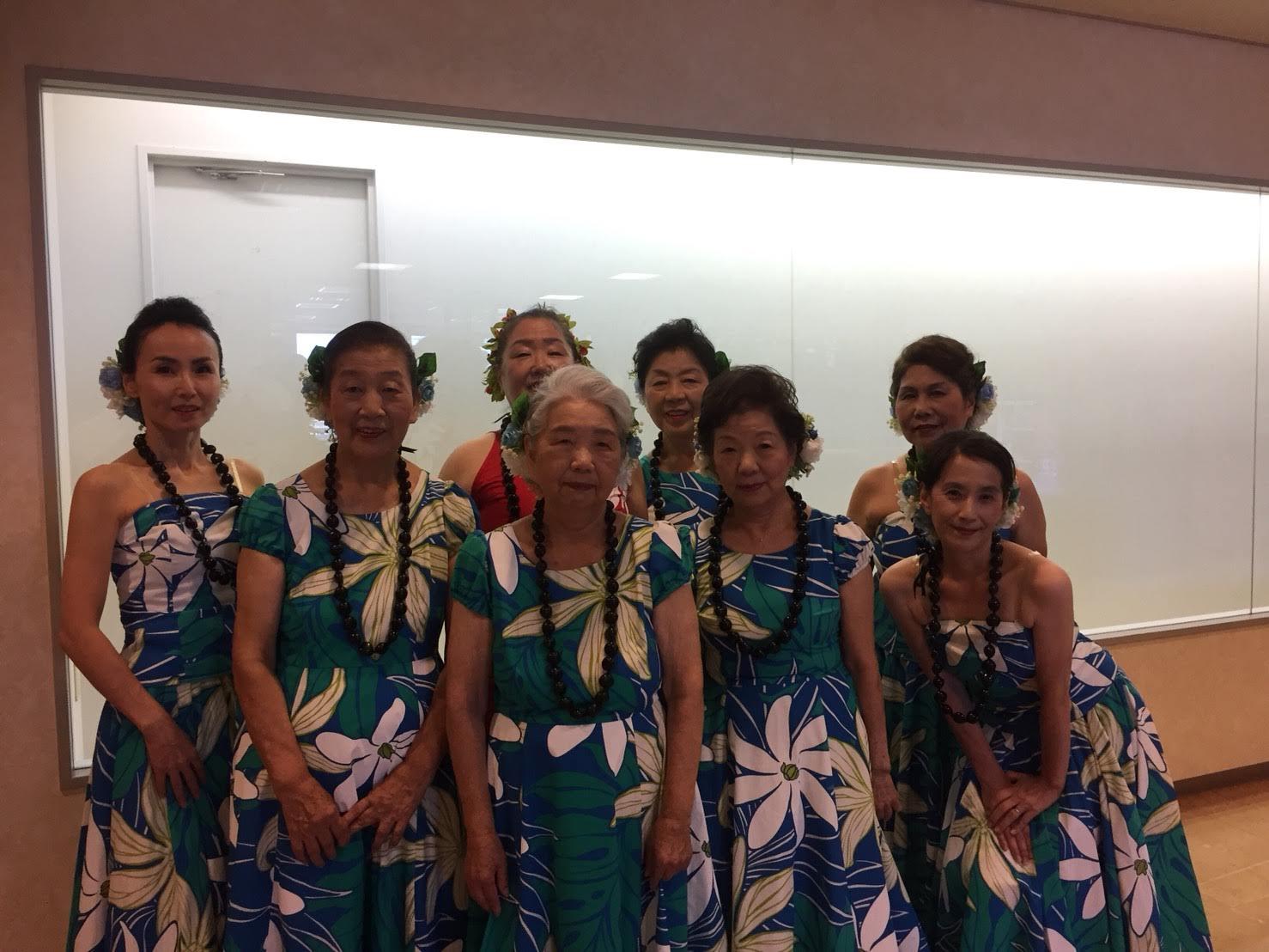 2018年8月26日(日) 2018年ハワイアンフラINウェスティ